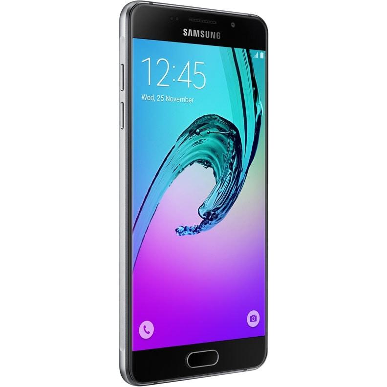 Смартфон Samsung Galaxy A5 SM-A510F (черный)