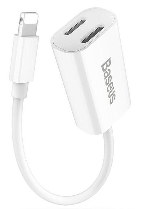 Baseus IP To Double IP Socket Adapter L36