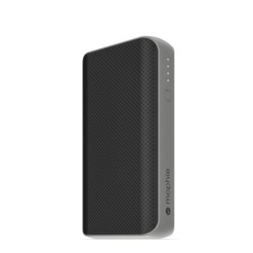 Mophie Powerstation PD USB-C 6.7K Внешний портативный аккумулятор. Емкость аккумулятора 6700 МаЧ. Power Delivery. Цвет черный.
