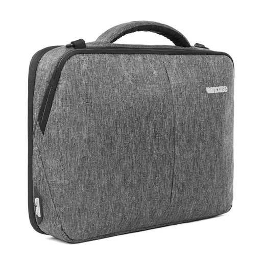 """Сумка Incase Reform Collection для ноутбуков размером до 13"""" дюймов. Материал полиэстер. Цвет: темно-серый."""