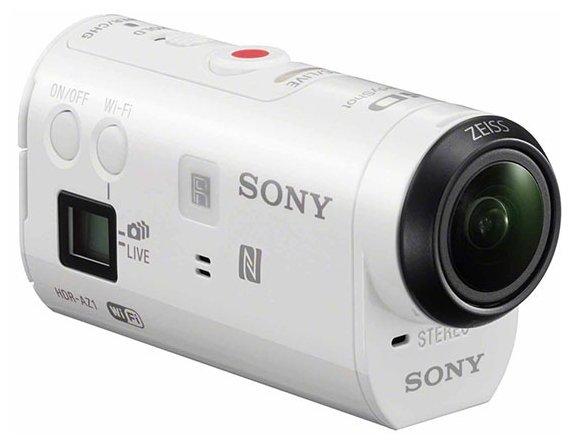 Экшн-камера Sony HDR-AZ1VW