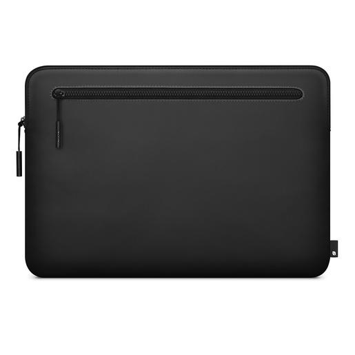 """Чехол-конверт Incase Compact Sleeve in Flight Nylon для MacBook Pro 16"""". Материал нейлон, полиэстер. Цвет: черный."""