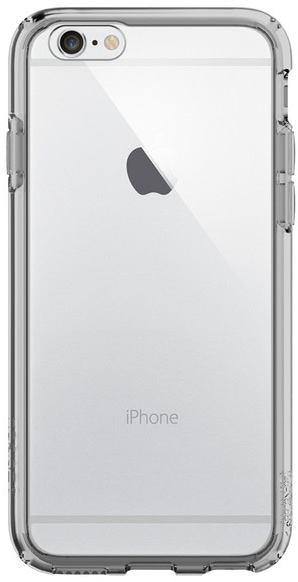 Spigen Ultra Hybrid (SGP11599) - чехол для iPhone 6S (Space Crystal)