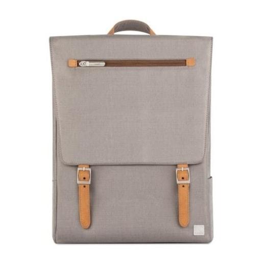 """Рюкзак Moshi Helios Lite для ноутбуков размером до 13"""" дюймов. Цвет: черный. Материал: полиэстер/нейлон. Цвет: серый."""