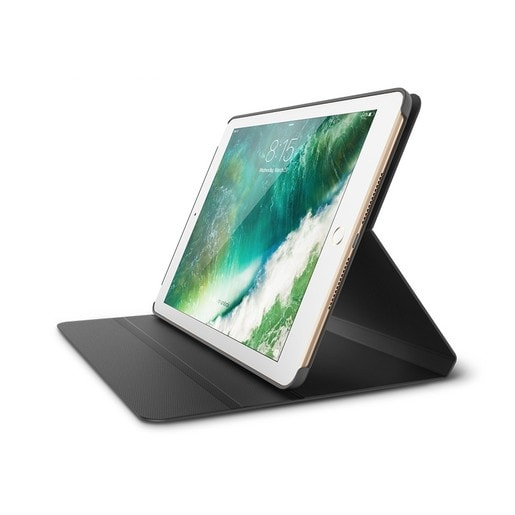 Чехол LAB.C Slim Fit для iPad 9.7 2017. Материал полиуретан. Цвет черный.