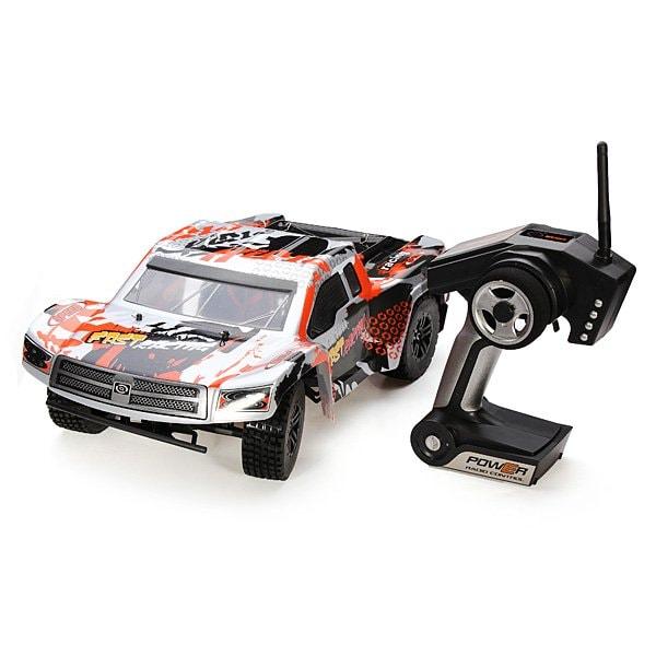 WLToys Радиоуправляемая машина Шорткорс 1/12 электро 2WD