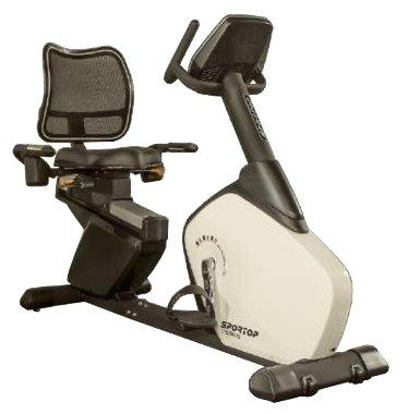 Горизонтальный велотренажер Sportop B5300