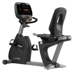Горизонтальный велотренажер Cybex 770R