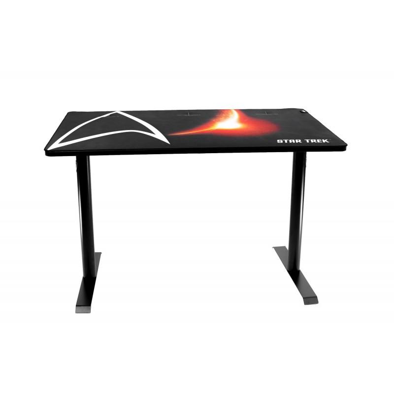 Стол для компьютера Arozzi Arena Leggero Star Trek edition - Black