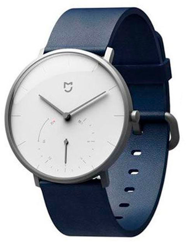 Умные часы Xiaomi Mijia Smart Quartz Watch (Blue)