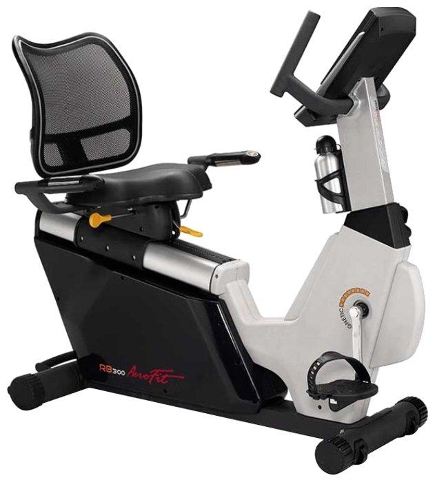 Горизонтальный велотренажер AeroFit RB300