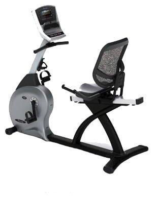 Горизонтальный велотренажер Vision Fitness R20 Elegant