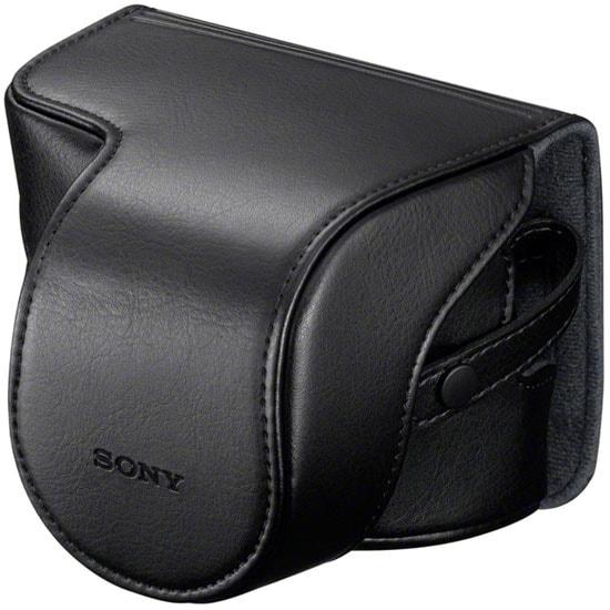 Мягкий кейс Sony LCS-EJAB черный