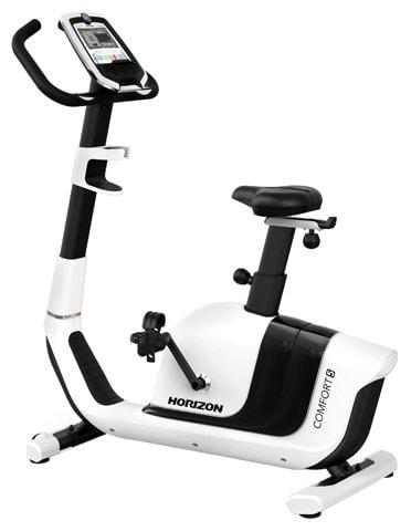 Вертикальный велотренажер Horizon Comfort 5