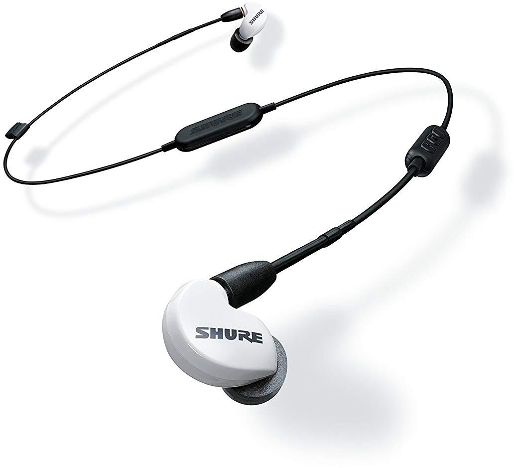 Bluetooth-наушники с микрофоном Shure SE215SPE-W-BT1 (White)