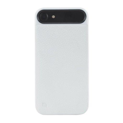 Incase ICON II для iPhone 7. Материал пластик с отделкой из кожи. Цвет белый.
