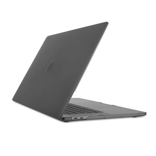 """Защитная накладка Moshi iGlaze для MacBook Pro 16"""". Материал пластик. Цвет: черный прозрачный."""
