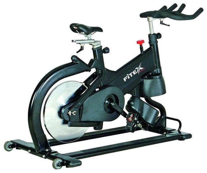Вертикальный велотренажер Fitex Real Rider