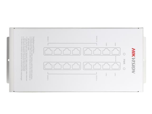 Hikvision Коммутатор DS-KAD612