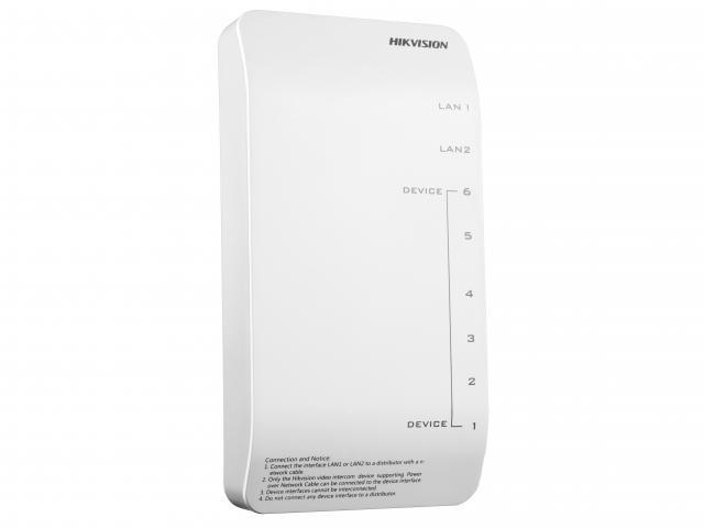 Hikvision PoE коммутатор DS-KAD606-P
