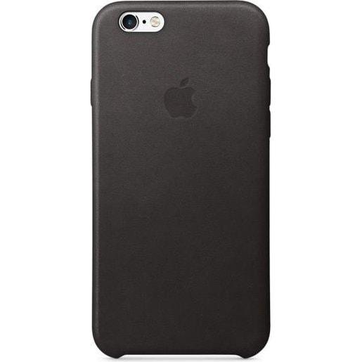 Чехол кожаный для Apple iPhone 6s Black