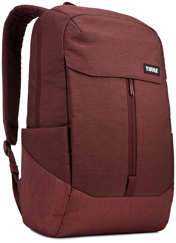 Рюкзак Thule Lithos Backpack 20L (Dark Burgundy)