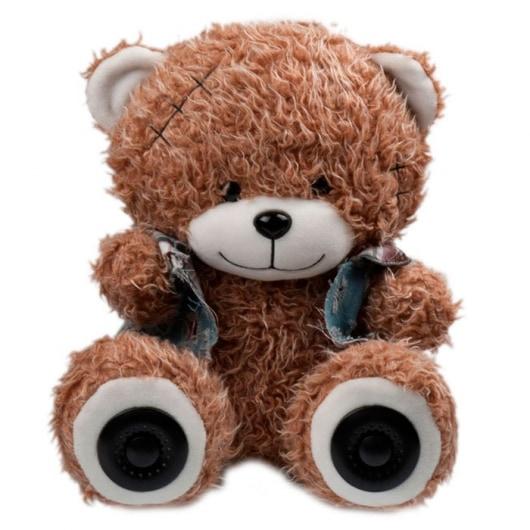 Аудиосистема - игрушка RITMIX ST-150 Bear Brown