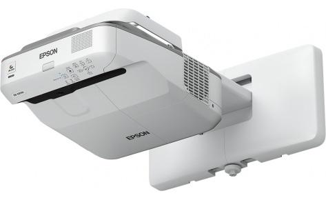 Проектор EPSON EB-675Wi + SMART Notebook 1 год Advantage
