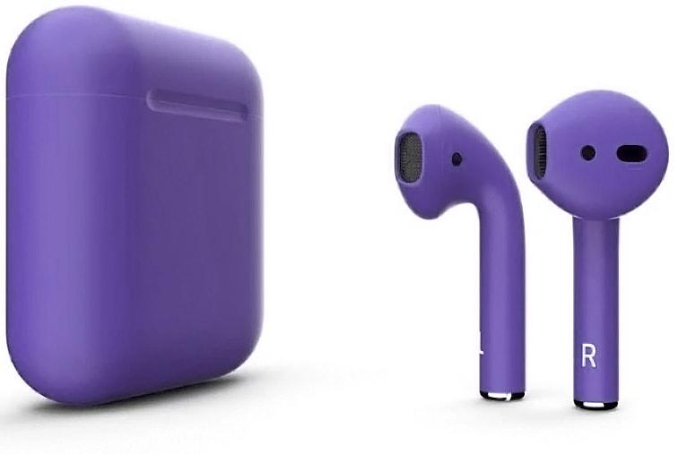 Беспроводные наушники Apple AirPods Color (Purple)