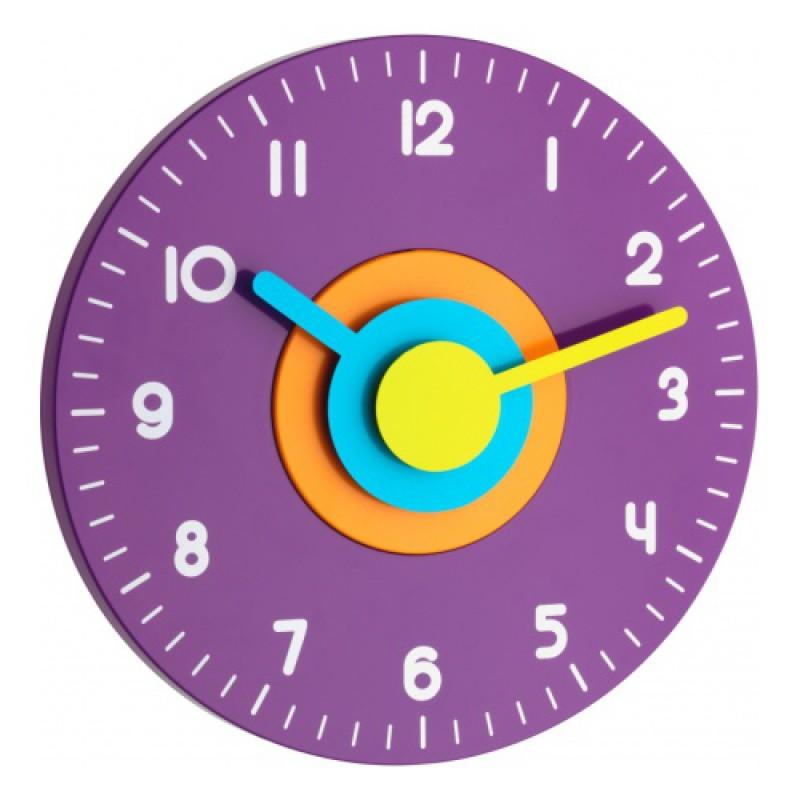 Настенные часы детские TFA 60.3015.11