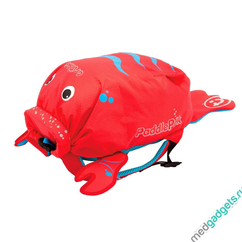 Рюкзак для бассейна и пляжа Лобстер Trunki