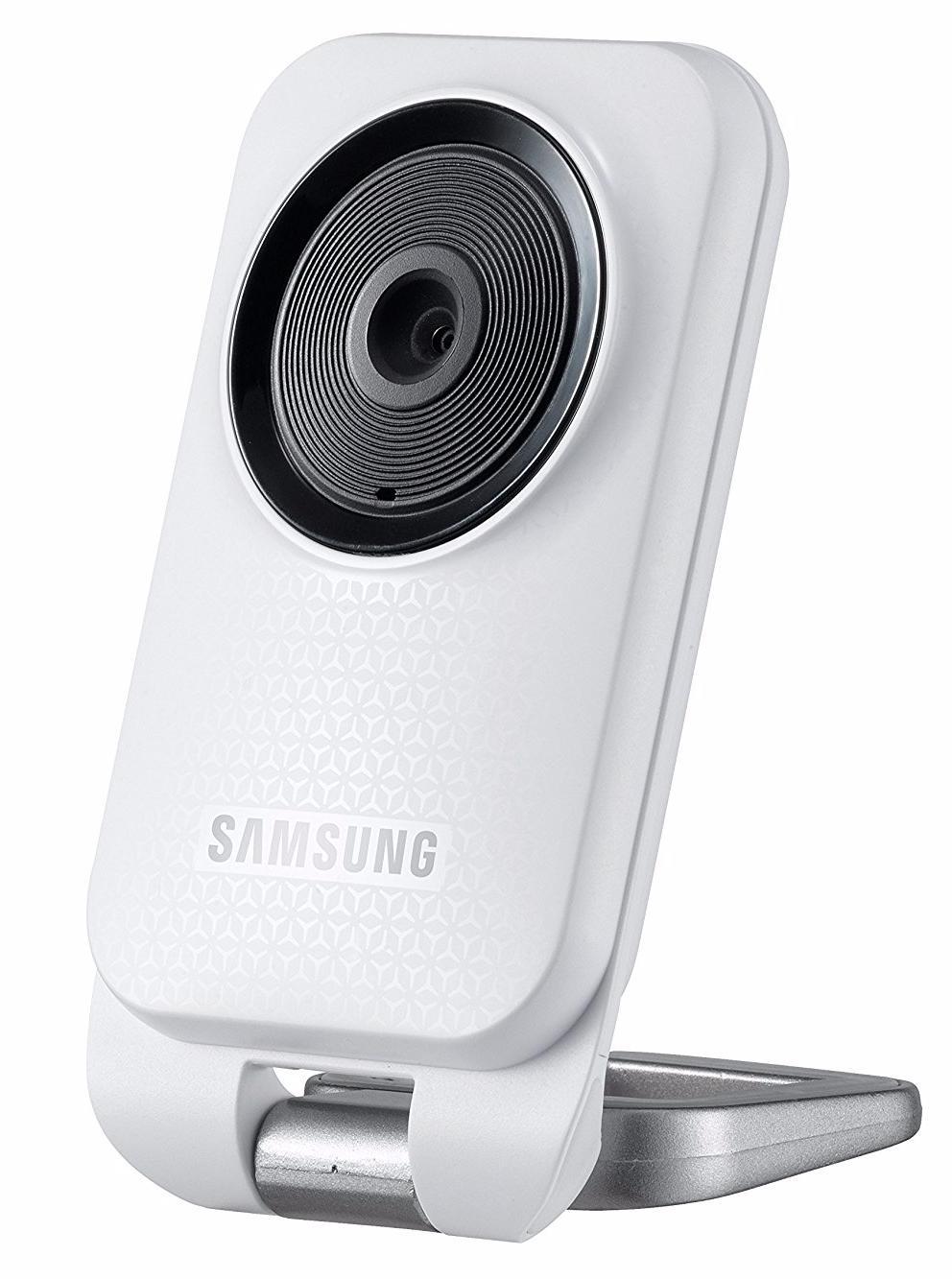 Samsung SmartCam (SNH-V6110BN) - беспроводная видеоняня (White)