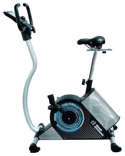 Вертикальный велотренажер Daum Electronic Ergo Bike Fitness 3