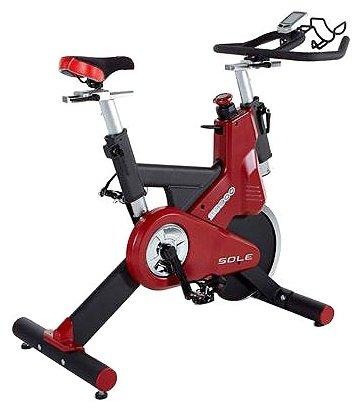 Вертикальный велотренажер Sole Fitness SB900