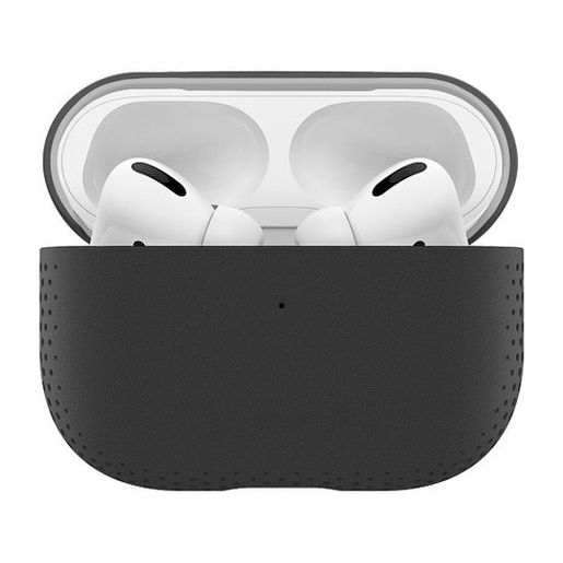 Чехол Incase Reform Sport Case для зарядного кейса AirPods Pro. Цвет: черный Incase Reform Sport Case for AirPods Pro - Black