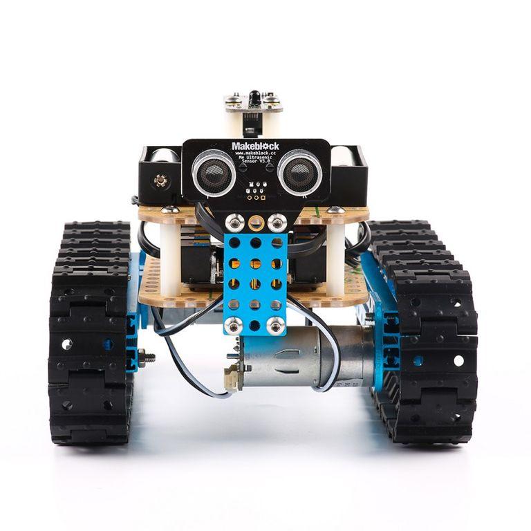 Робототехнический набор Starter Robot Kit-Blue (Bluetooth-версия)
