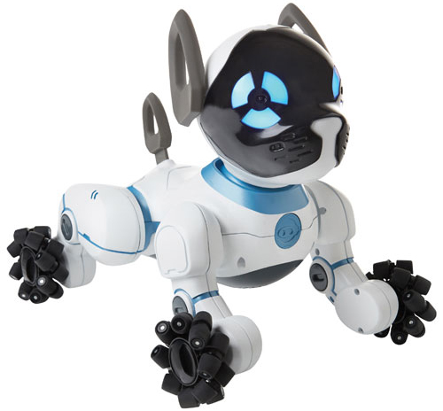 Робот-собака WowWee CHiP (White)