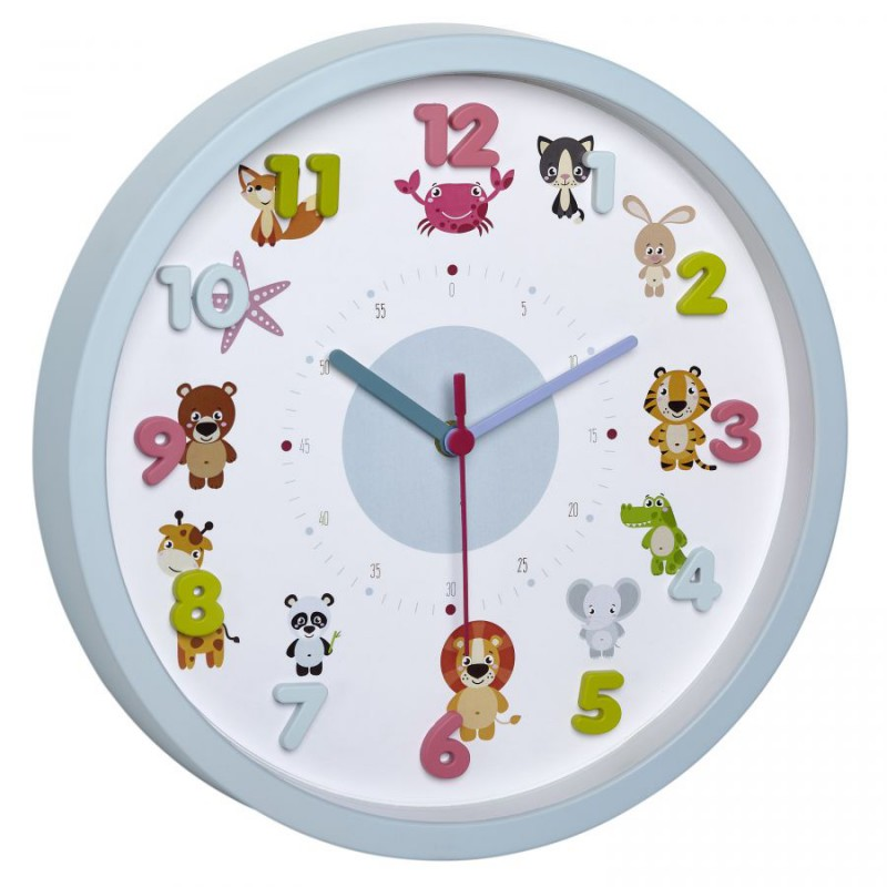 Настенные часы детские TFA 60.3051.14