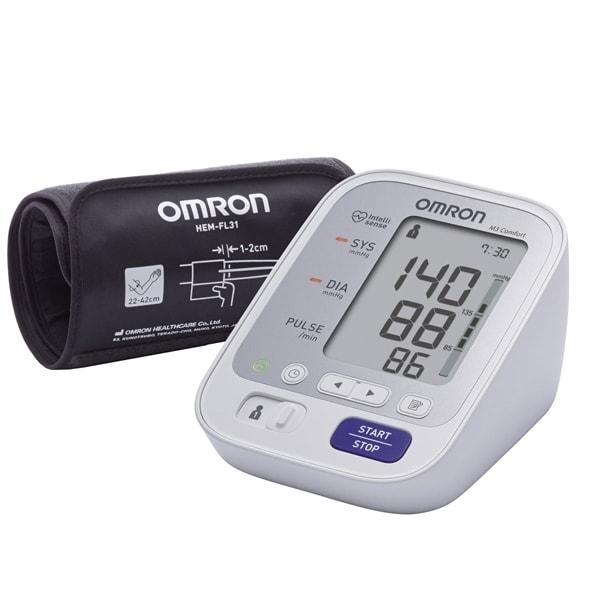 Тонометр OMRON M3 Comfort, автоматический (HEM-7134-ALRU)