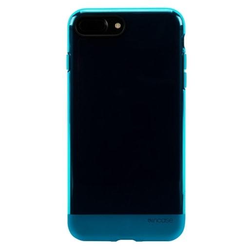 Incase Protective Cover для iPhone 7 Plus. Материал пластик. Цвет голубой.