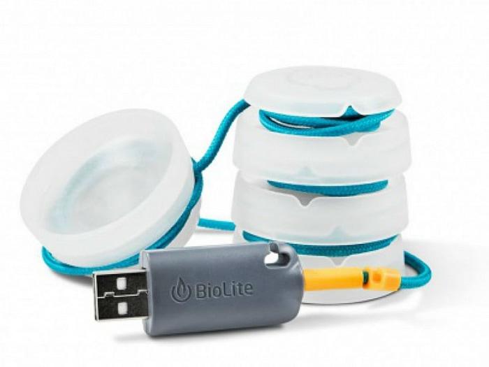 Портативная система освещения BioLite SiteLight Mini SLB1001