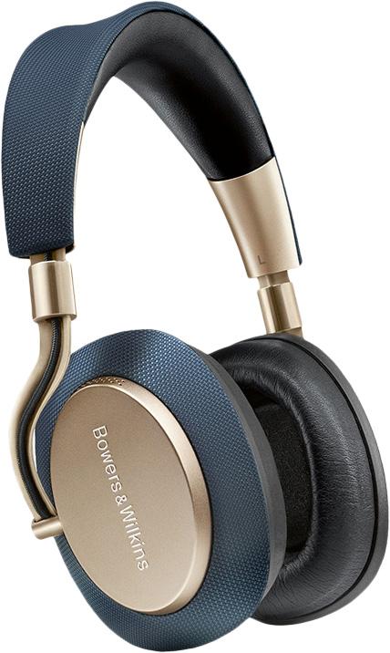 Bluetooth-наушники Bowers & Wilkins PX с микрофоном (Soft Gold)