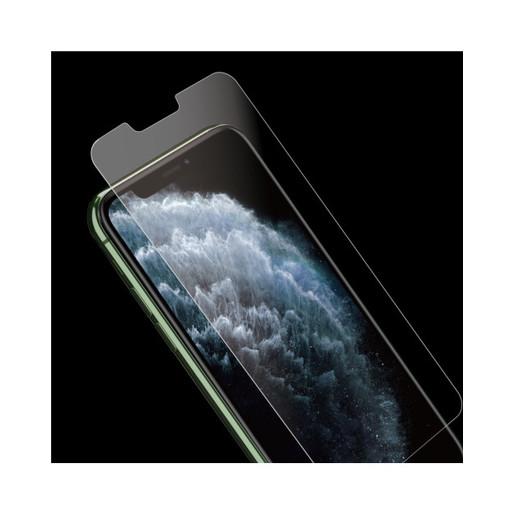 Защитное стекло SwitchEasy GLASS 01 для экрана iPhone 11 Pro Max. Материал закаленное стекло.Цвет прозрачный.
