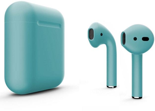 Беспроводные наушники Apple AirPods Color (Tiffany)