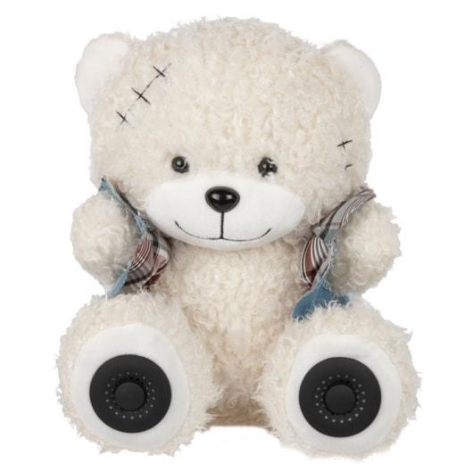 Аудиосистема - игрушка RITMIX ST-150 Bear White
