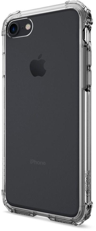 Spigen Crystal Shell (042CS20307) - чехол для iPhone 7 (Dark Crystal)