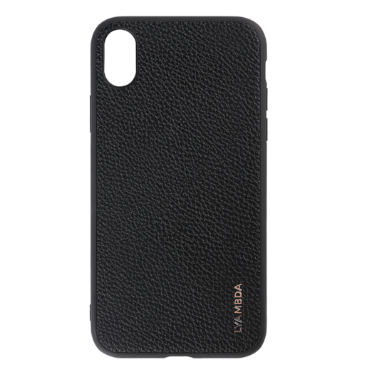 Lyambda Elara Чехол для iPhone XS Max (LA04-EL-XSM-BK) Black