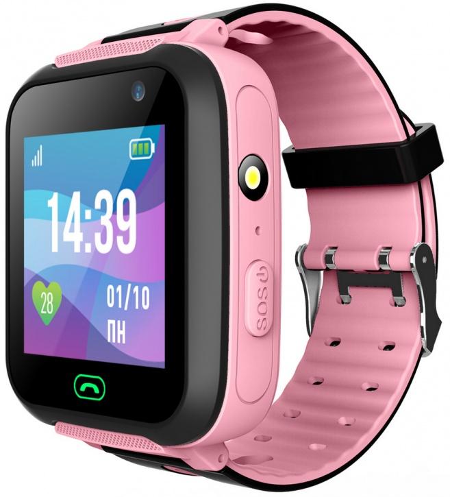 Детские умные часы Jet Kid Swimmer (Pink)