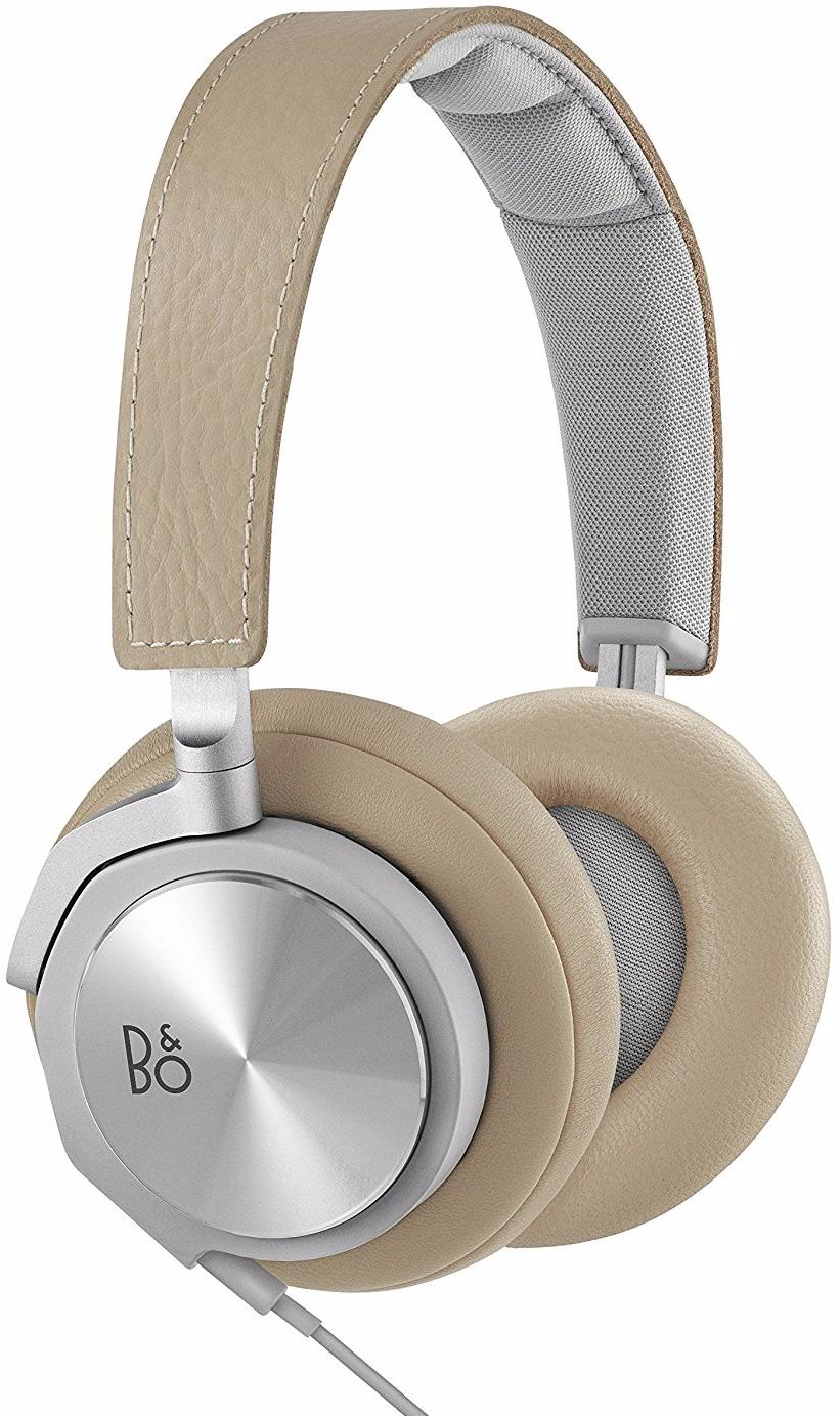 Bang & Olufsen BeoPlay H6 2nd Gen - накладные наушники (Natural Leather)