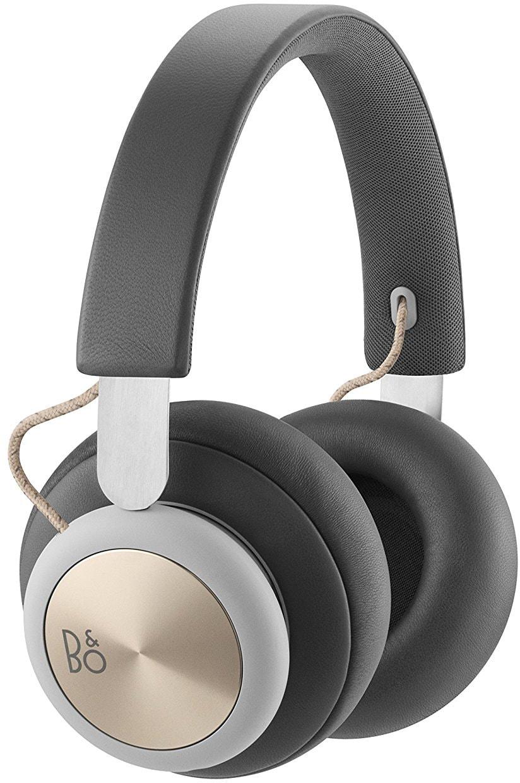 Bang & Olufsen BeoPlay H4 - беспроводные наушники (Charcoal Grey)